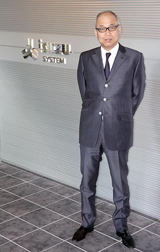 代表取締役社長 鈴木 善博